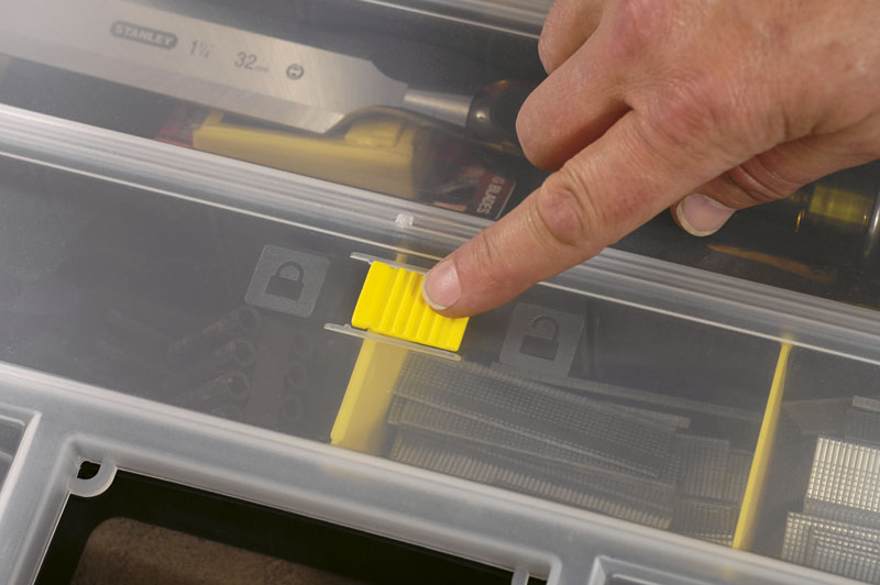 Stanley Ящик (кассетница) 46х33,5