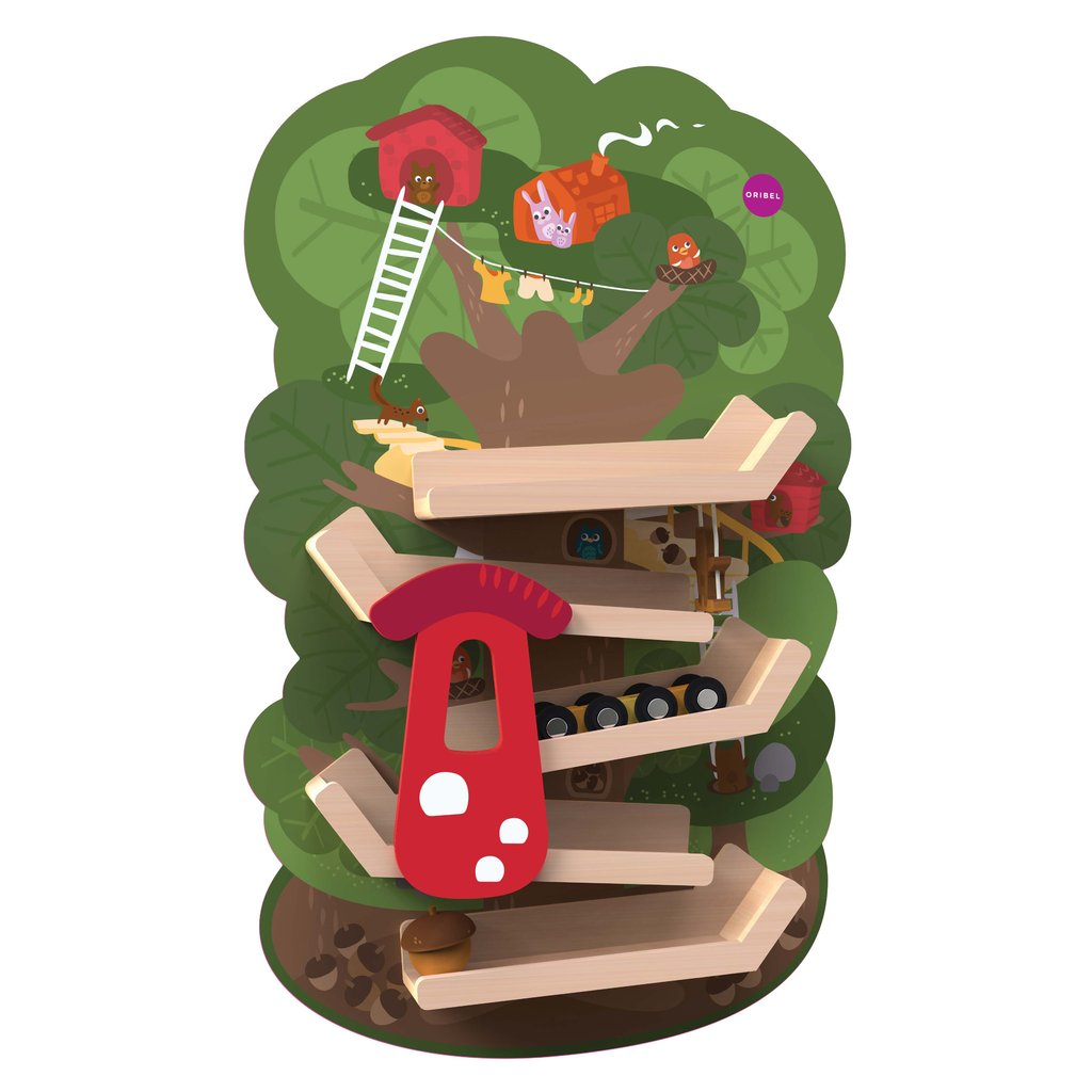 Oribel Настінна іграшка Veritiplay Пригода на дереві