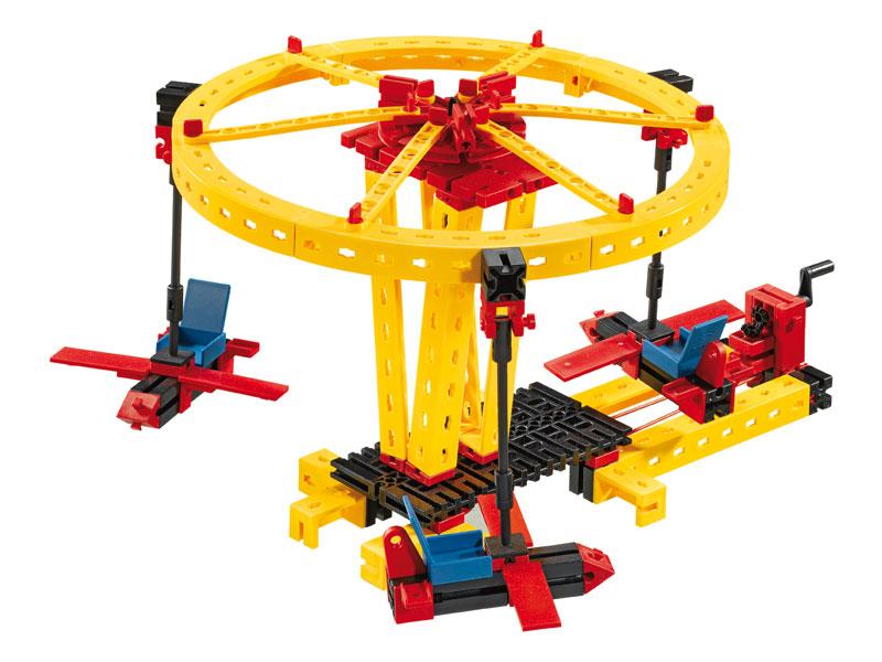 fischertechnik EDUCATION Прості машини