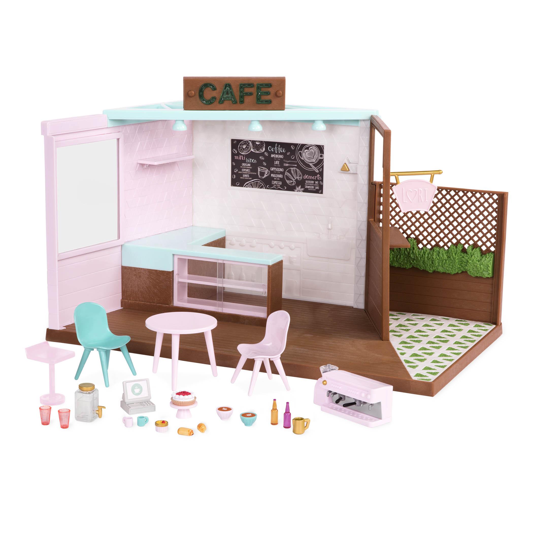 LORI Игровой набор - Кафе
