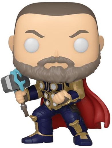 Funko Коллекционная фигурка Funko POP! Marvel: Avengers Game: Thor
