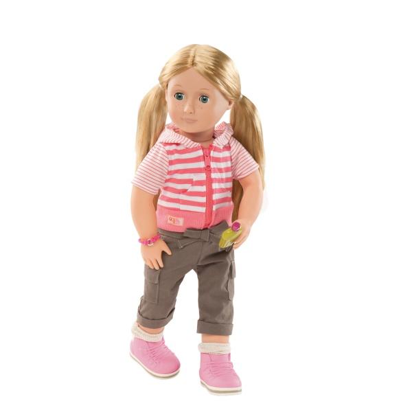 Our Generation Лялька DELUXE - Шеннон (46 см)