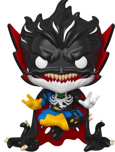 Funko Коллекционная фигурка Funko POP! Marvel: Max Venom: Dr. Strange