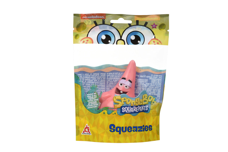 Sponge Bob Ігрова фігурка-сквіш Squeazies Patrick