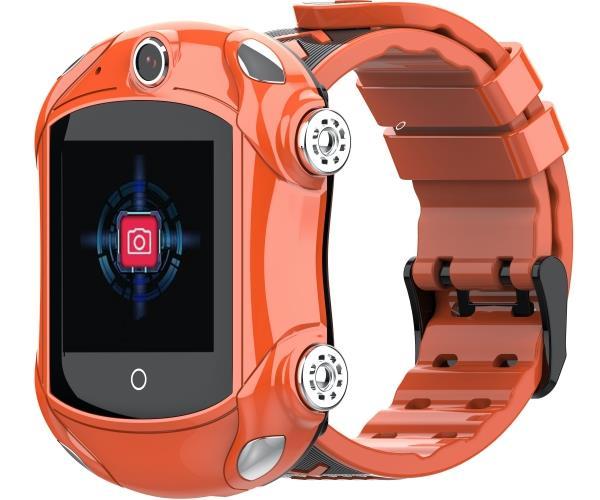 GoGPSme Детские телефон-часы с GPS трекером GOGPS ME X01[X01OR]