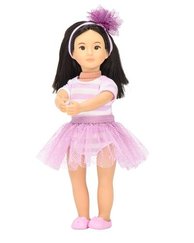 LORI Лялька Балерина Алін (15 см)