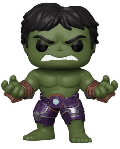 Funko Коллекционная фигурка Funko POP! Marvel: Avengers Game: Hulk