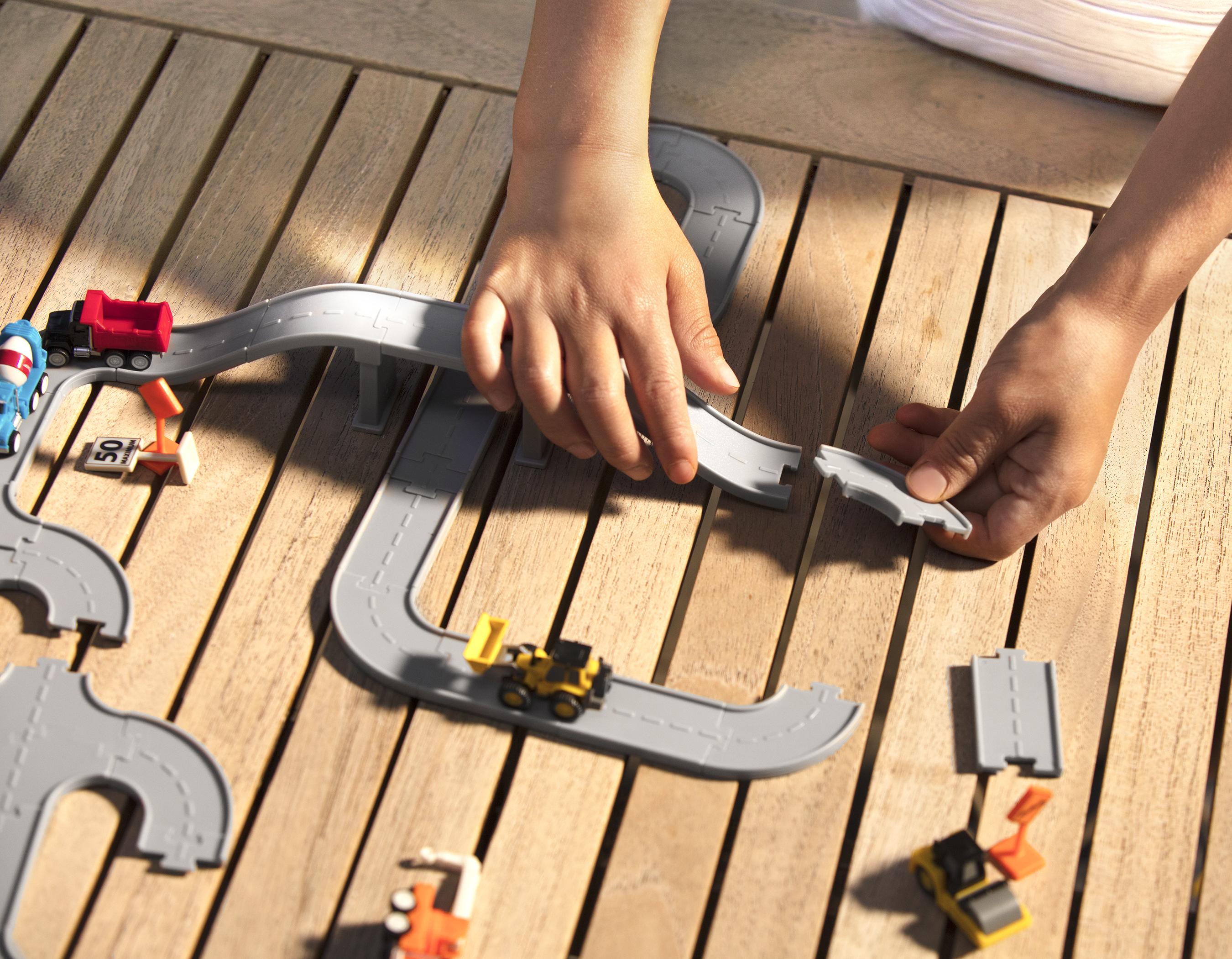 DRIVEN Ігровий набір POCKET SERIES Будівельна техніка