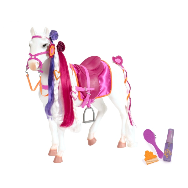 Our Generation Игровая фигура -  Лошадь Принцесса с аксессуарами (50 см)