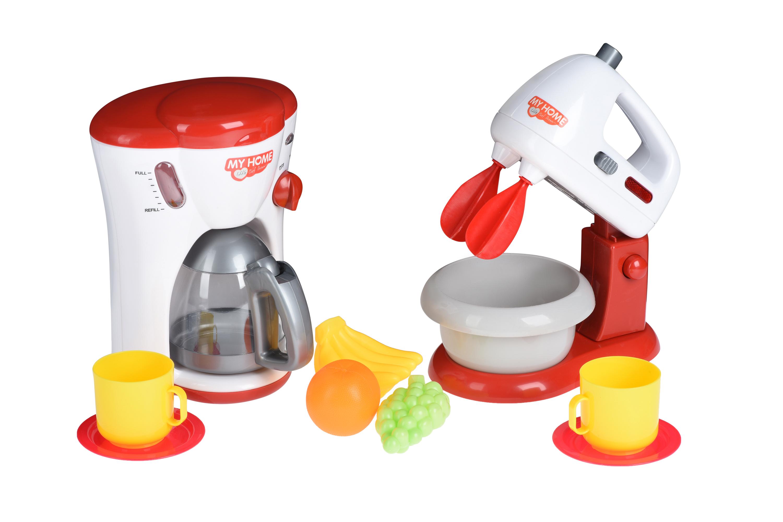 Same Toy Игровой набор My Home Little Chef Dream - Кухонный миксер и кофеварка