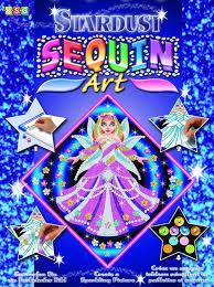 Sequin Art Набір для творчості STARDUST Fairy Princess