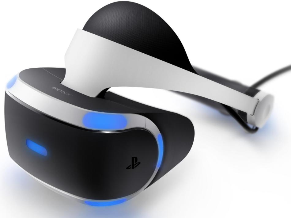 Опис PlayStation Окуляри віртуальної реальності PlayStation VR 139088ee7bb3c