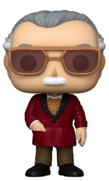 Funko Колекційна фігурка Funko POP! Marvel: Icons: Stan Lee