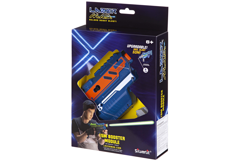 Silverlit Lazer M.A.D Іграшкова зброя Lazer M.A.D. Набір Супер бластер