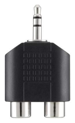 Belkin 3.5mm jack - 2RCA (M/F), portable, black