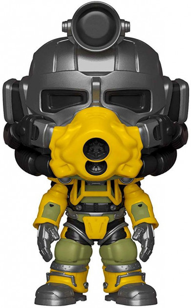 Funko Коллекционная фигурка Funko POP! Vinyl: Games: Fallout 76: Excavator Power Armor 39038