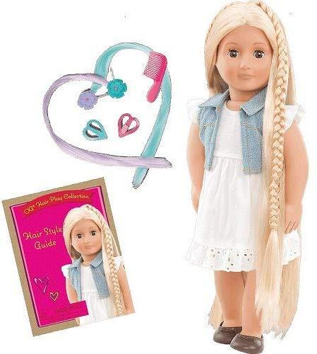 Our Generation Кукла Фиби (46 см) с длинными волосами блонд