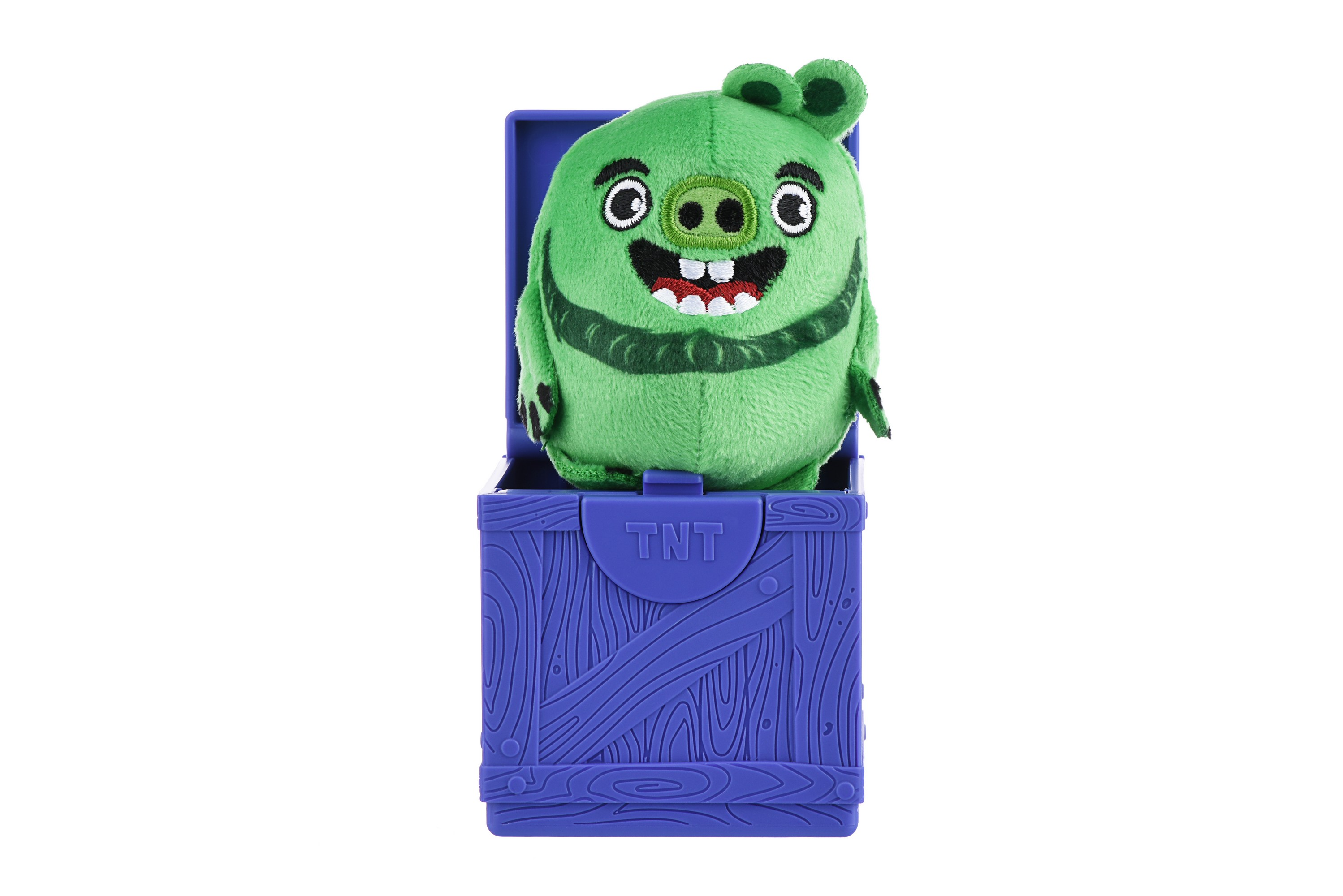 Angry Birds М'яка іграшка-сюрприз ANB Blind Micro Plush