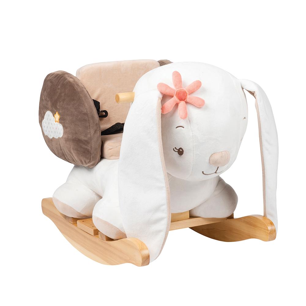 Nattou Крісло-гойдалка Кролик Мія
