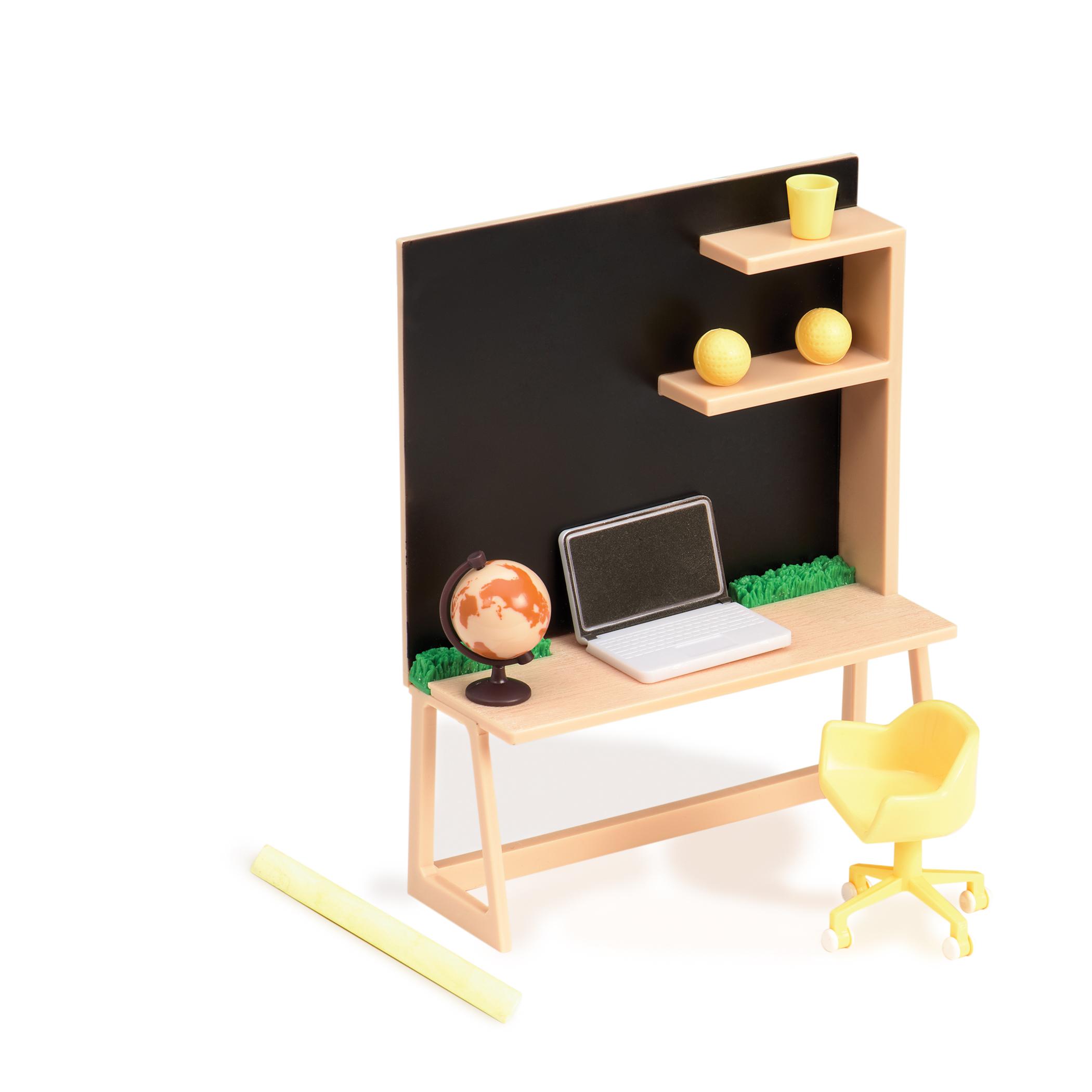 LORI Набор для кукол - Мебель для домашнего рабочего стола