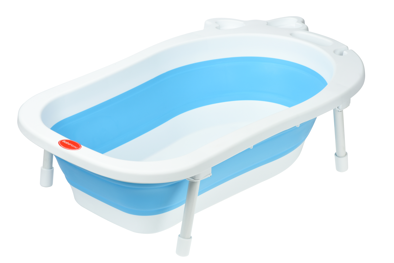 Same Toy BabaMama Детская ванночка складывающаяся 030[030Blue]