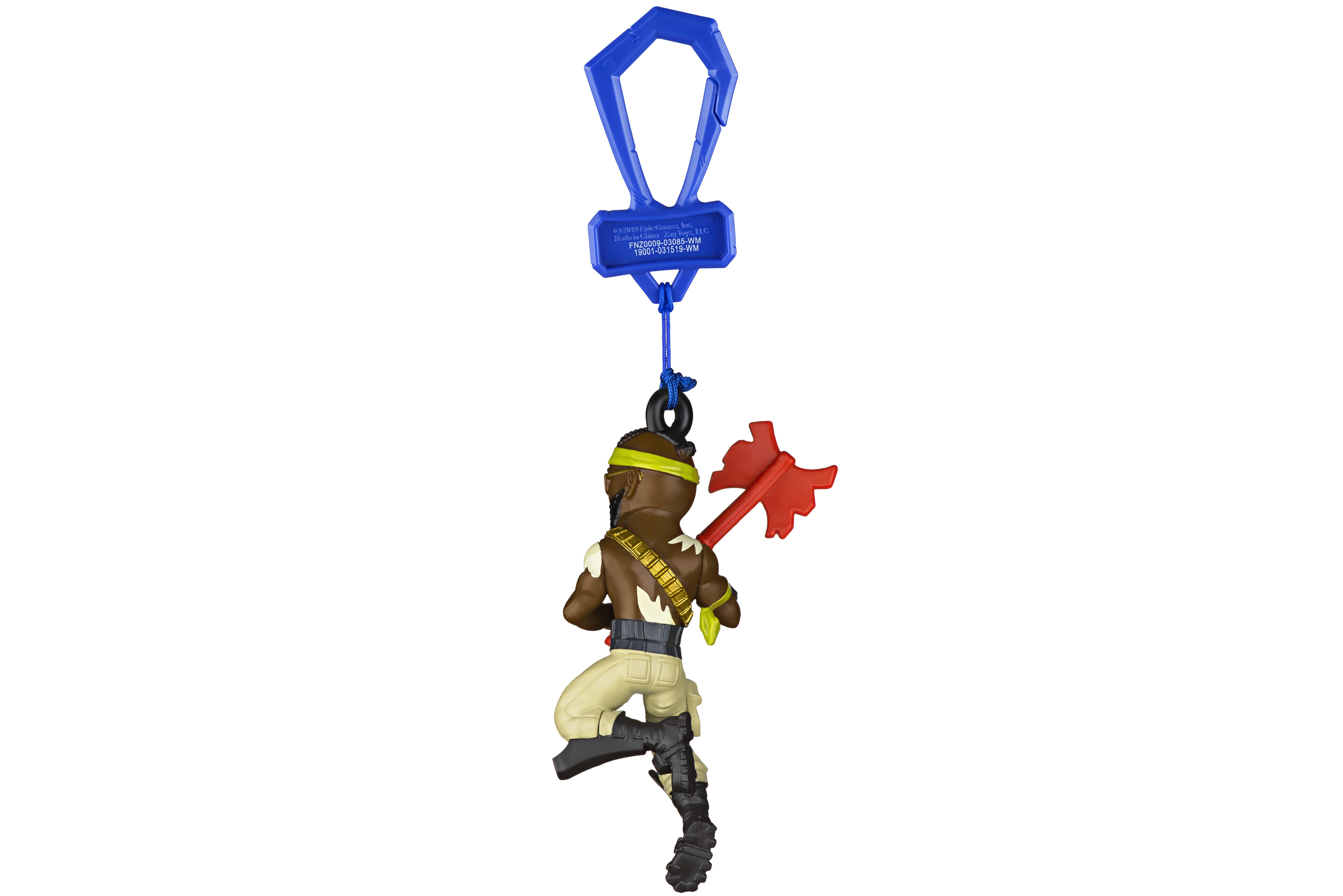 Jazwares Фігурка-брелок Fortnite Figure Hanger Bandolier S1