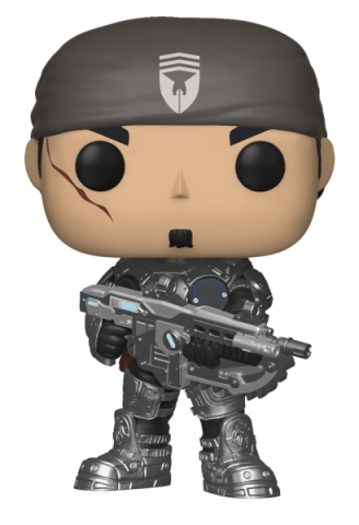 Funko Коллекционная фигурка Funko POP! Vinyl: Games: Gears of War S3: Marcus 37419