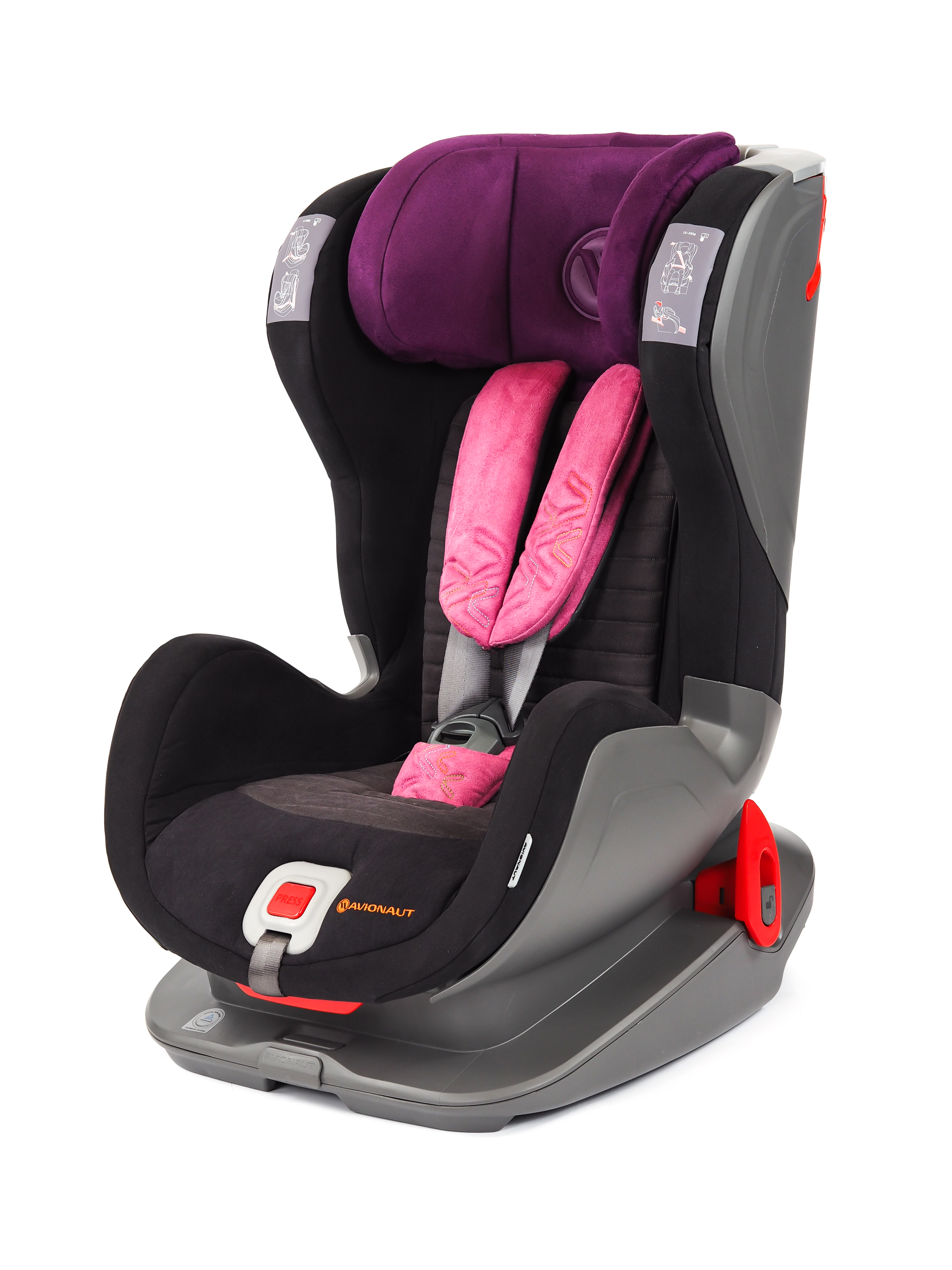 Avionaut Glider Softy[Black/purple AV-340-F.03]