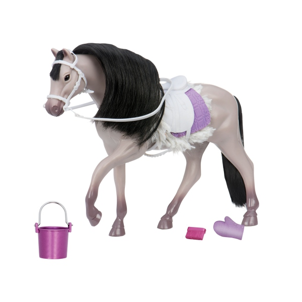 LORI Игровая фигура -  Серая Андалузкая лошадь