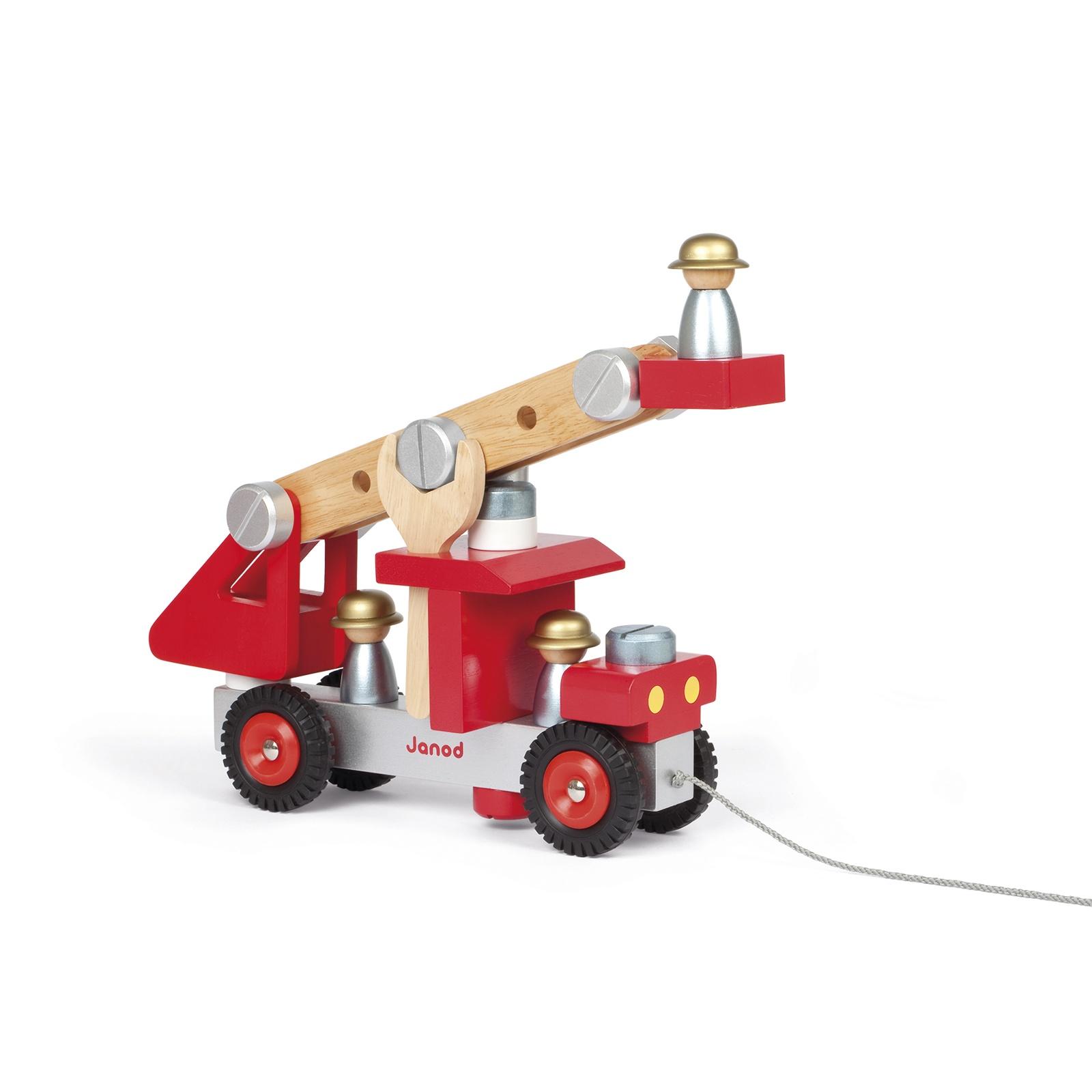 Janod Пожарная машина с инструментами