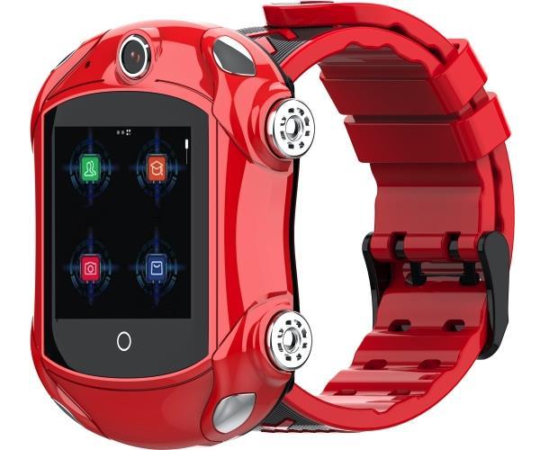GoGPSme Детские телефон-часы с GPS трекером GOGPS ME X01[X01RD]