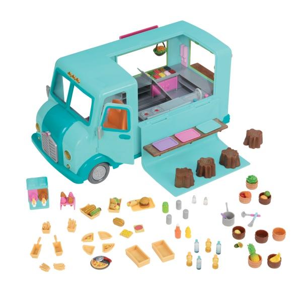 Li`l Woodzeez Ігровий набір - Закусочна на колесах
