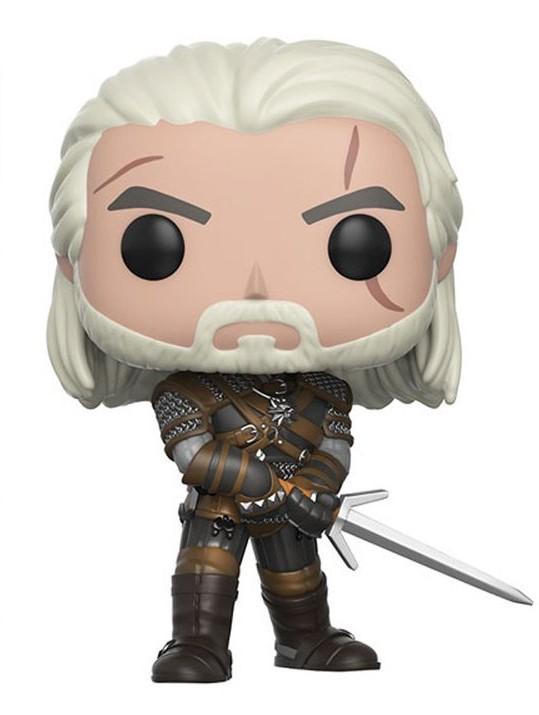 Funko Колекційна фігурка Funko POP! Witcher: Geralt