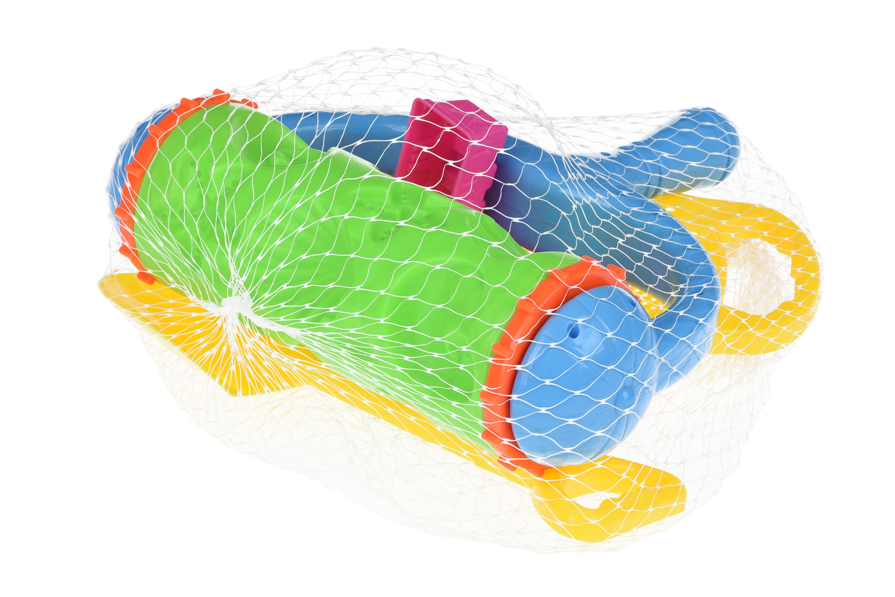 Same Toy Набор для игры с песком с Валиком (зеленый) (4 шт.)