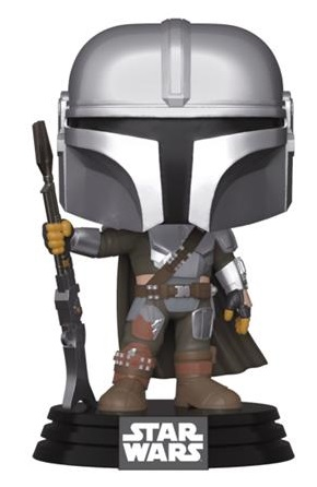 Funko Колекційна фігурка Funko POP! Star Wars: Mandalorian