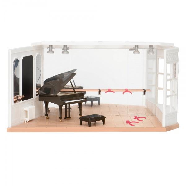 LORI Игровой набор - Балетная студия