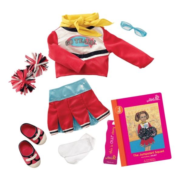 Our Generation Набор одежды для кукол - Черлидер