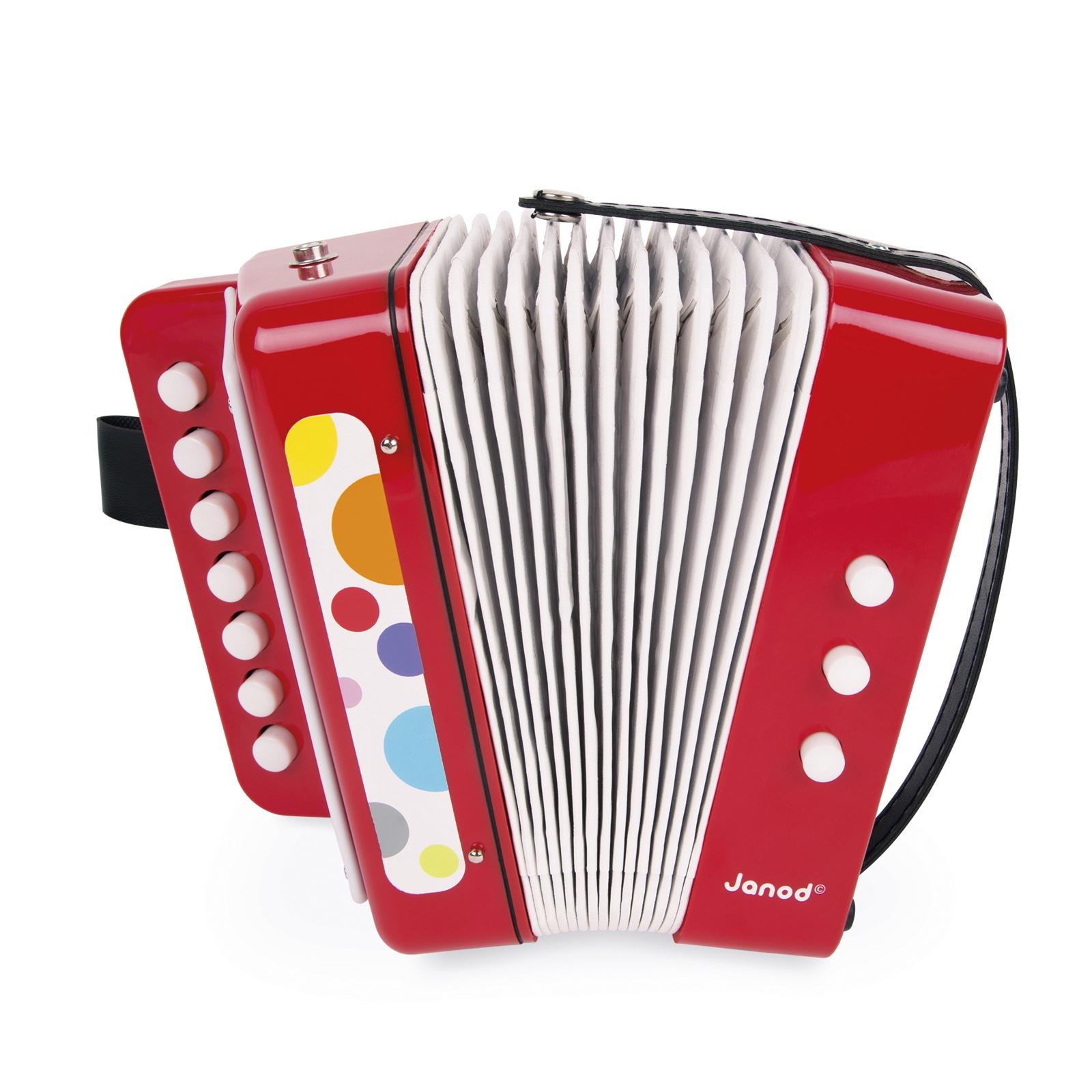 Janod Музичний інструмент - Акордеон