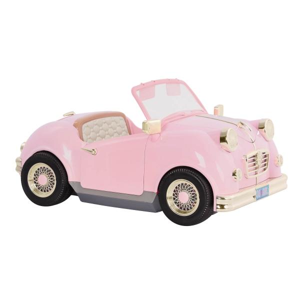 Our Generation Транспорт для кукол -  Ретро автомобиль с открытым верхом
