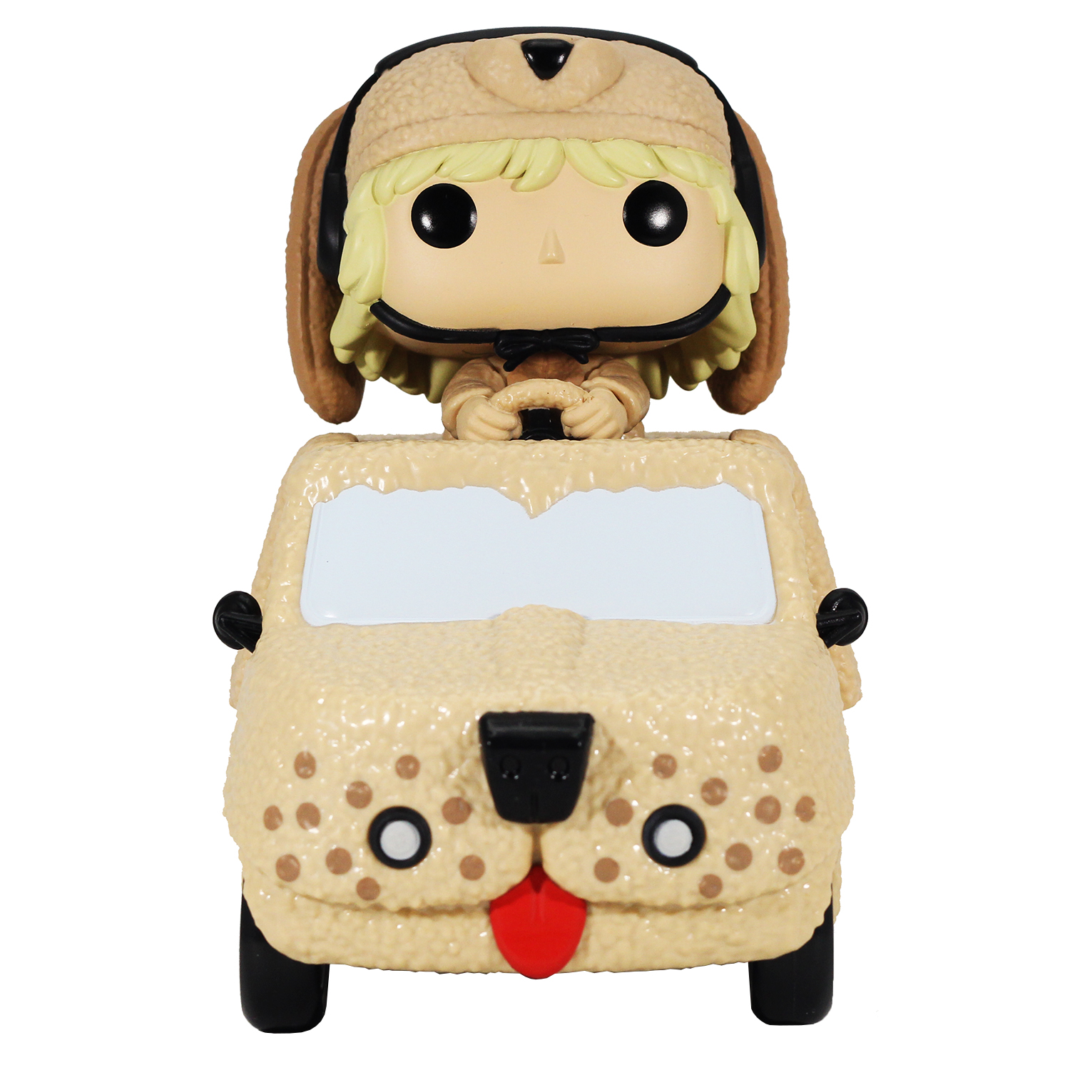 Funko Коллекционная фигурка FunkoPOP! Rides: Dumb and Dumber: Harry W/Mutt Cutts Van 51948