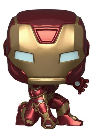 Funko Коллекционная фигурка Funko POP! Marvel: Avengers Game: Iron Man