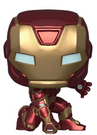 Funko Колекційна фігурка Funko POP! Marvel: Avengers Game: Iron Man