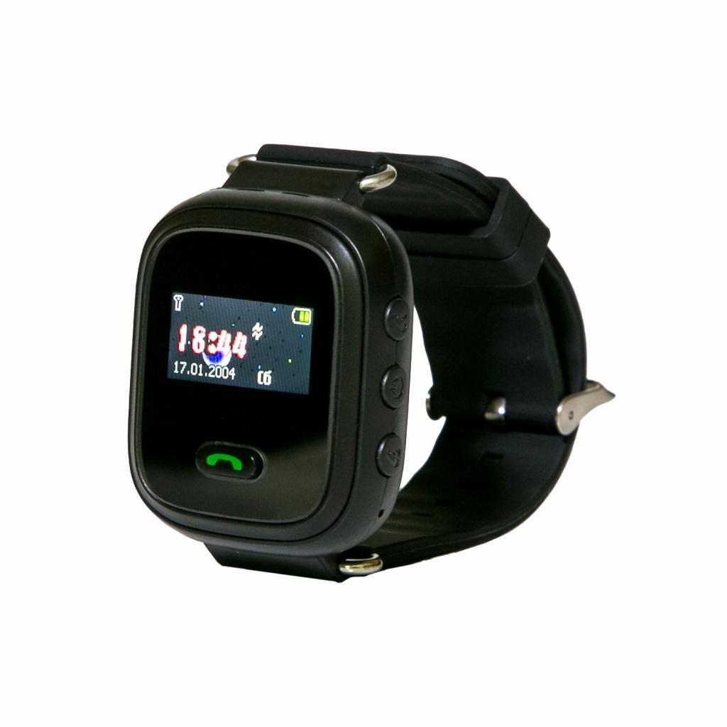 GoGPSme телефон-годинник з GPS трекером K11[K11BK]