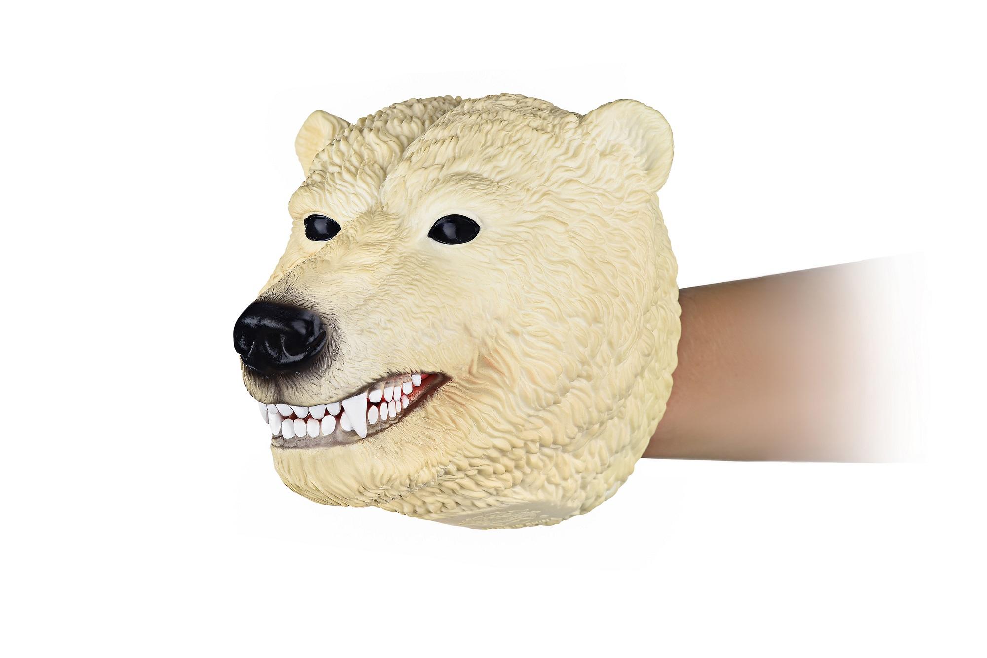 Same Toy Игрушка-перчатка Полярный медведь