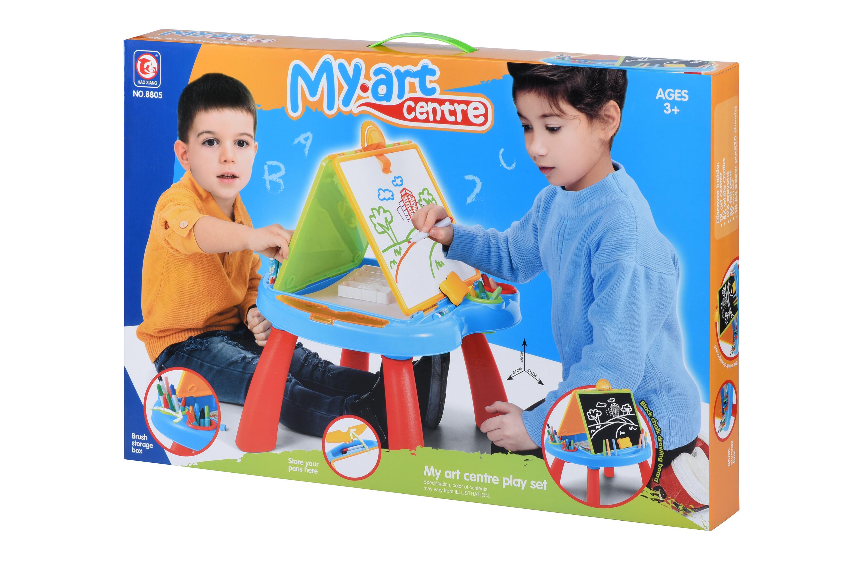 Same Toy Навчальний стіл My Art centre (синій)