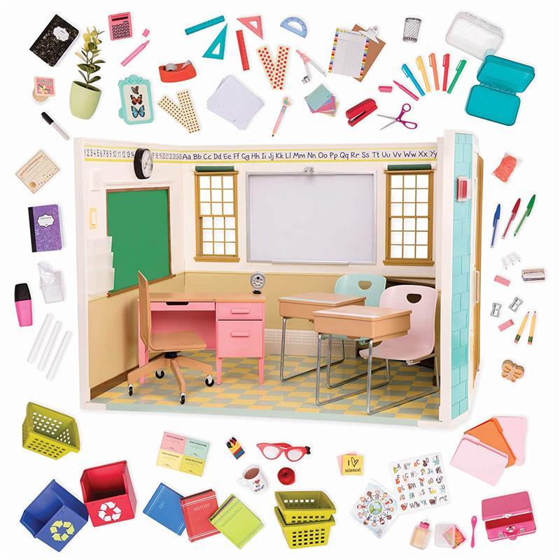 Our Generation Ігровий набір - Шкільна кімната
