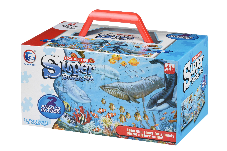 Same Toy Пазл Підводний світ