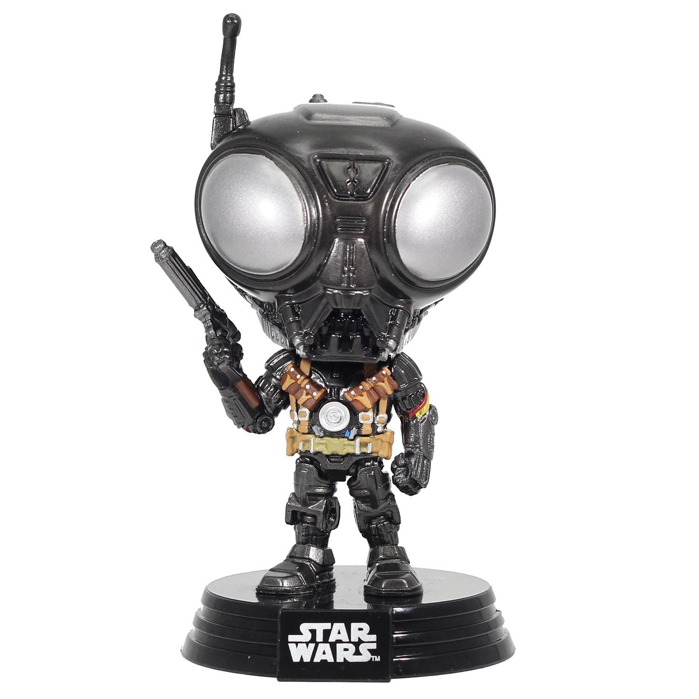 Funko Колекційна фігурка FunkoPOP! Bobble: Star Wars: Mandalorian: Q9:0 45541