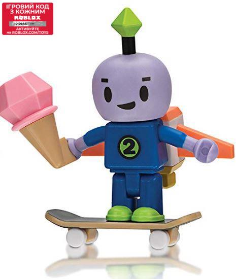 Roblox Ігрова колекційна фігурка Core Figures Robot 64: Beebo W5
