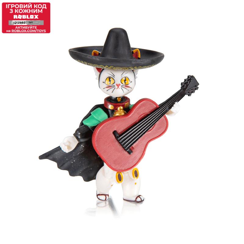 Roblox Ігрова колекційна фігурка Imagination Figure Pack Lucky Gatito W7